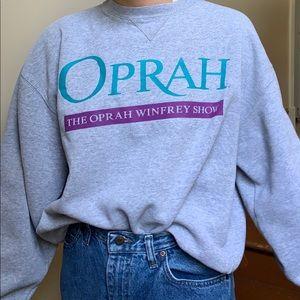 vintage oprah sweatshirt